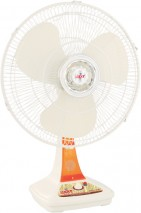 Table fan With Light (Size 18